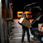 Paketablieferung bei DHL - täglich 20:30 Uhr