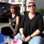 Denise und Lexi