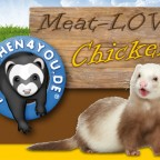 Frettchen4You Meat-LOVE Chicken