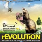 Das neue Frettchen4You rEVOLUTION A1 Poster