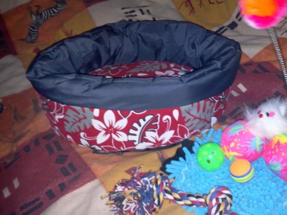 Das Spielzeug meiner Fretts :D